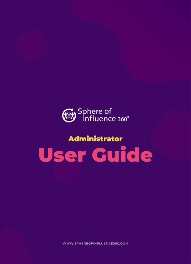 Cover mockup of the Administrator User Guide