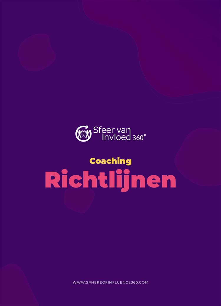 Cover mockup of the Coaching Guidelines ebook